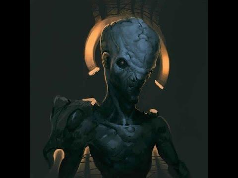 Los Anunnaki: La raza extraterrestre que creó al Hombre... maravilloso documental