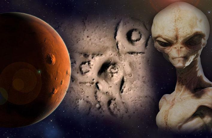 Marte, fotografías de la sonda MRO muestran antiguas ruinas alienígenas en la región de Elysium Planitia