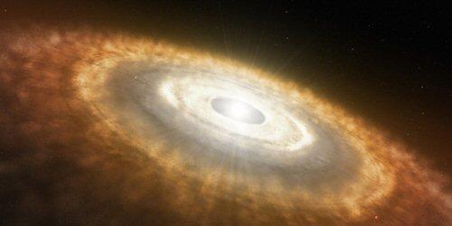 Más cerca de desvelar cómo se forman las estrellas masivas
