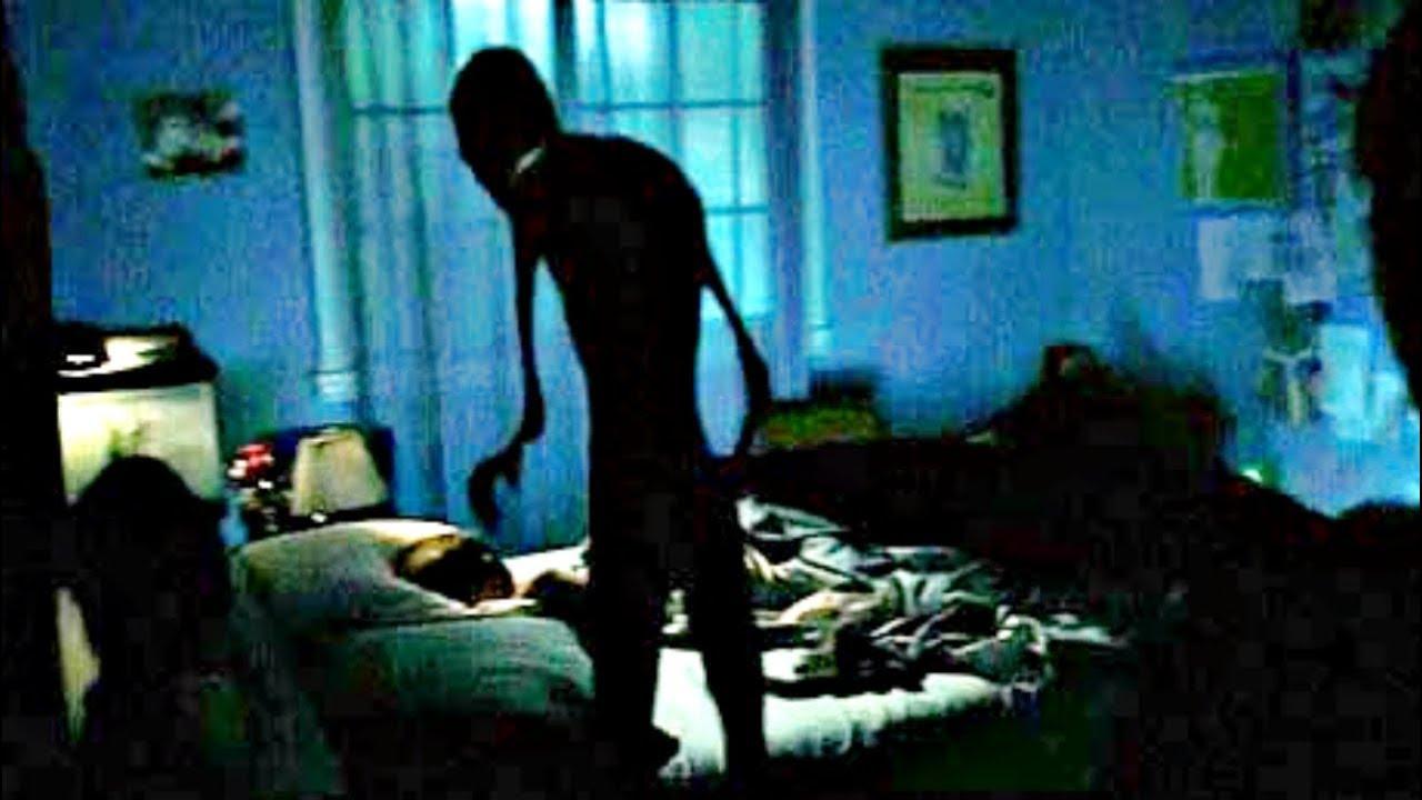 Testimonio: Un Extraterrestre en su Dormitorio