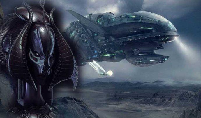 El Proyecto de la Corporación RAND menciona la existencia de la Nave Espacial Extraterrestre de los Nephilim