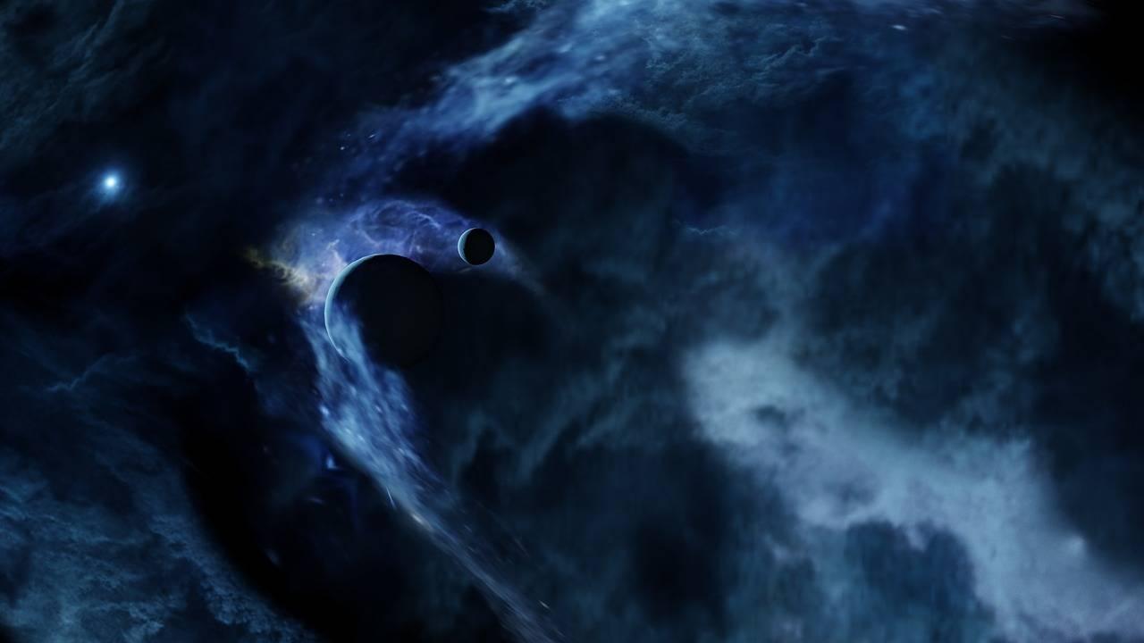 Vida avanzada extraterrestre puede existir en una forma que está más allá de la materia