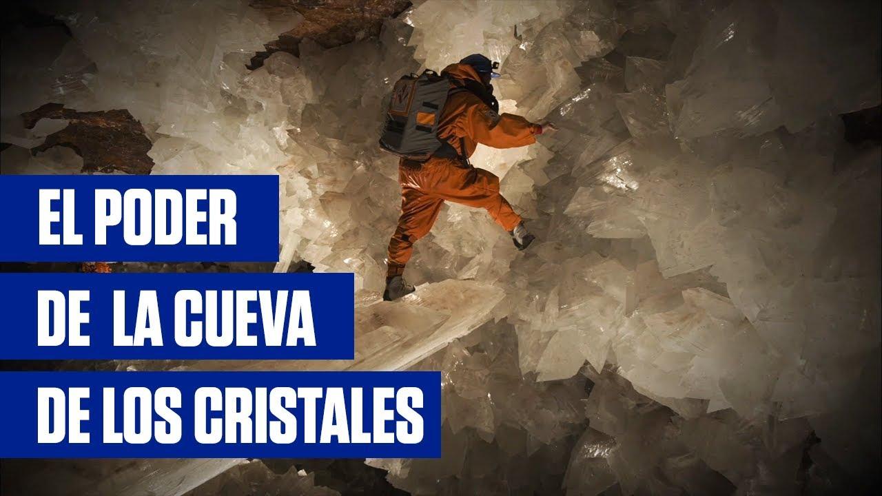 ALIENÍGENAS ANCESTRALES – El poder de la cueva de los cristales