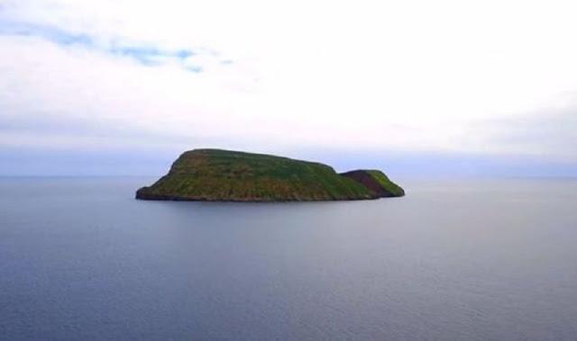 Atlantis: Historiadores inquietos por las estructuras artificiales que atraviesan el Atlántico