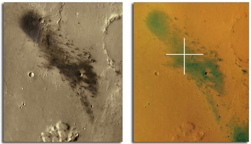 ¿Está la NASA a punto de anunciar la vida vegetal en Marte?