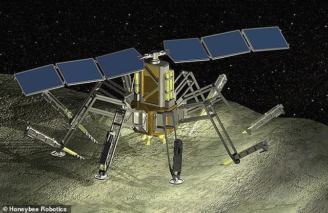 Crean una nave espacial que genera su propio combustible