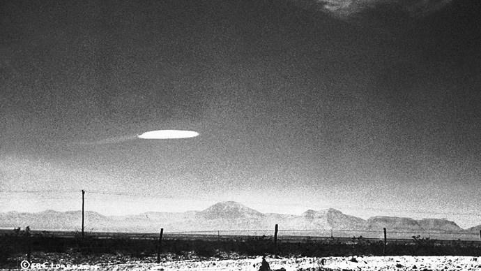 15 fotos de OVNIs tomadas antes de la existencia de computación gráfica y drones