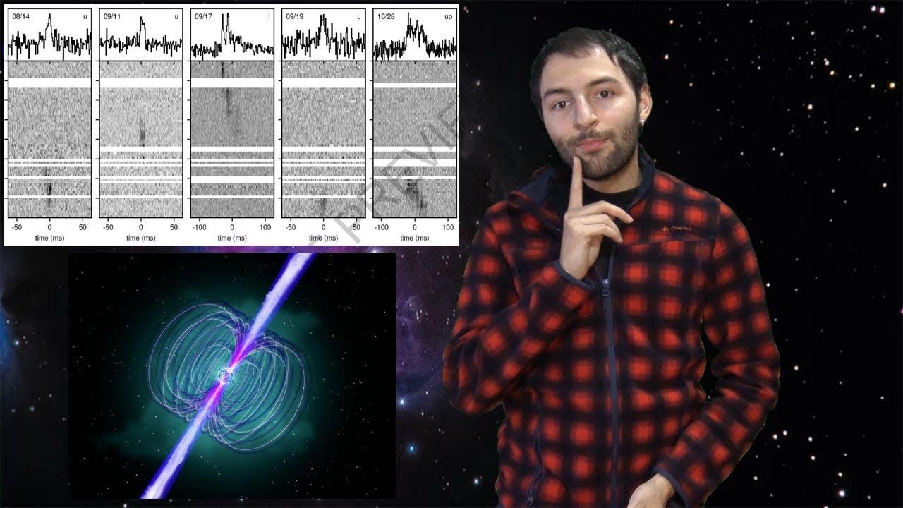 Científicos detectan Misteriosa Señal Extraterrestre que se REPITE Varias veces