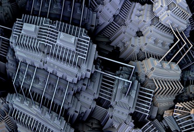 Demuestran la viabilidad de los chips cuánticos a escala atómica en 3D