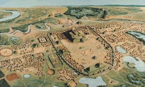 Diez Ciudades increíbles desde el Mundo Antiguo