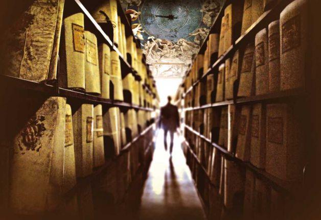 El archivo secreto del Vaticano