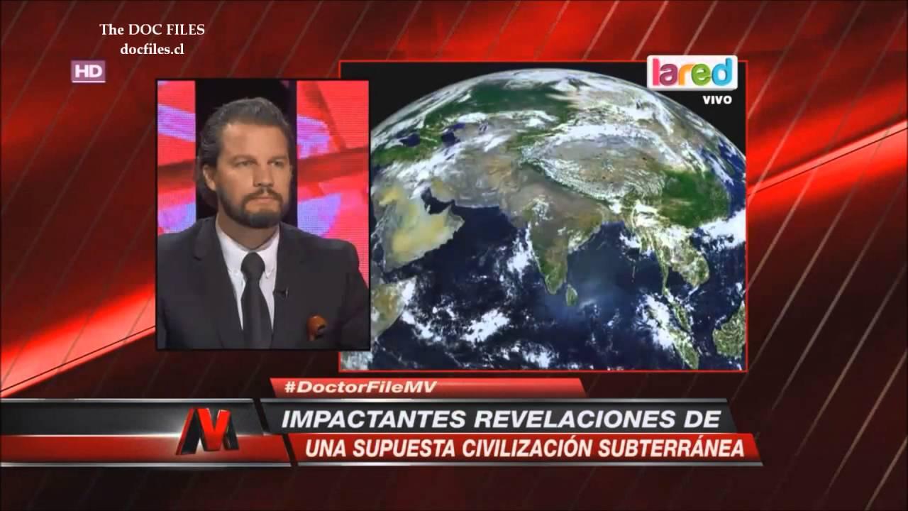 EL CENSURADO ENIGMA DE LA TIERRA HUECA