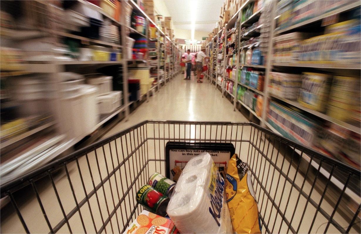 El poder de los supermercados