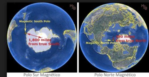 El Polo Norte se está alejando de Canadá y nadie sabe por qué