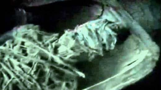 EL PROYECTO ISIS: LA MOMIA DE UN ANTIGUO ASTRONAUTA ENCONTRADO POR LA KGB