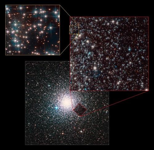 El telescopio Hubble halla una galaxia casi tan vieja como el Universo
