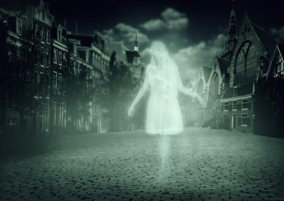 Encuentros surrealistas con los ángeles en la carretera