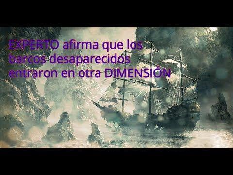 Experto afirma que los barcos desaparecieron en otra dimensión