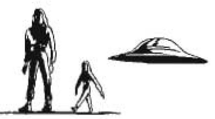 Extraterrestres Pisan Tierra En Brasil