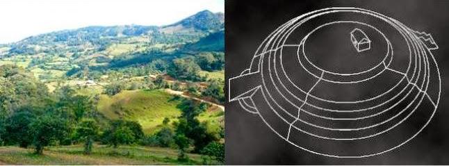 Hallan una pirámide circular en la amazonía de Bolivia