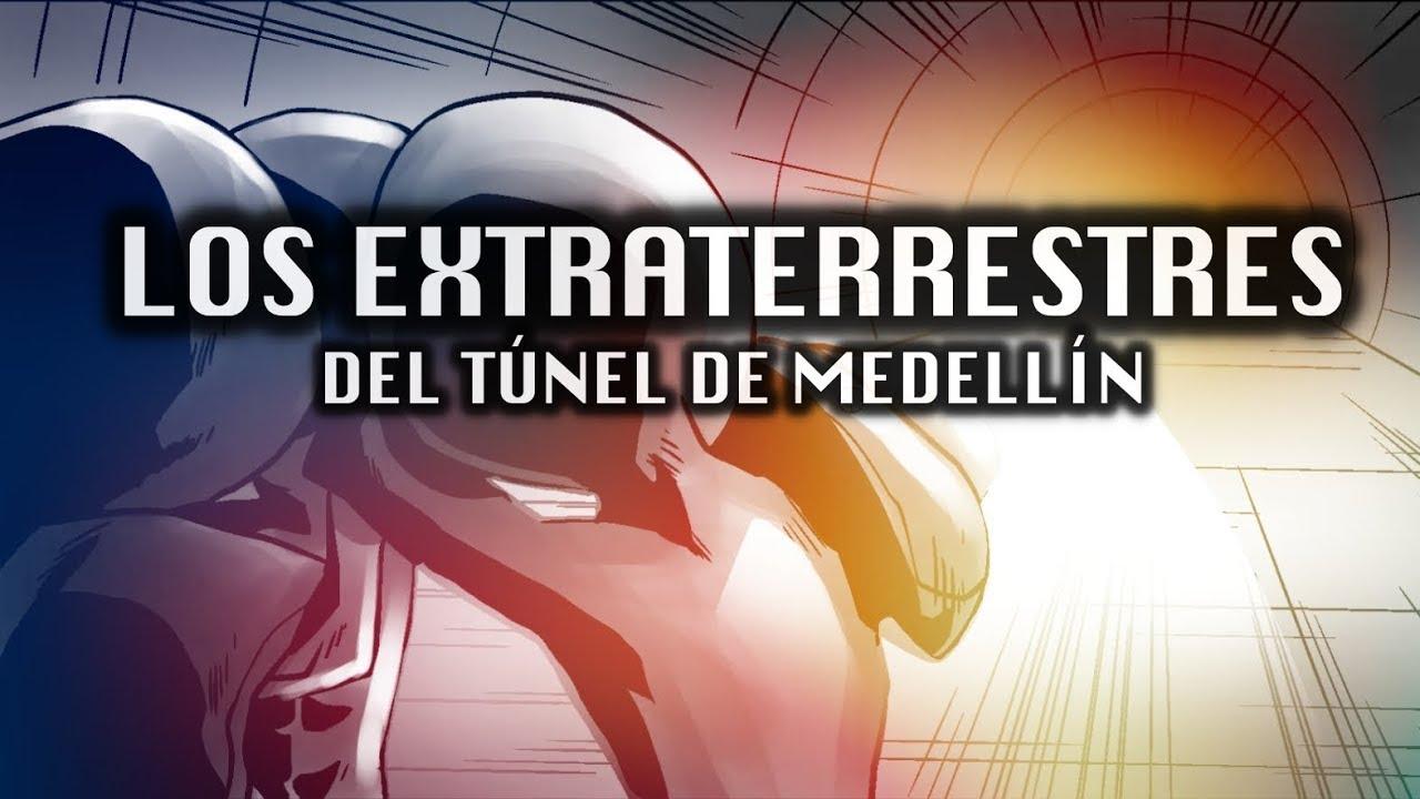(Ilustrado) El increíble avistamiento real de extraterrestres del túnel de Irra