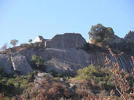 La misteriosa Piedra Unida de la Gran Zimbabwe