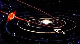 La muerte de nibiru y su ocultacion tras el cometa Elenin.