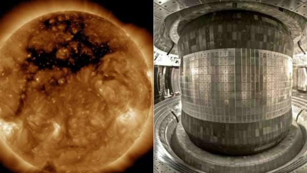 La patente desclasificada de NASA para crear un sol artificial