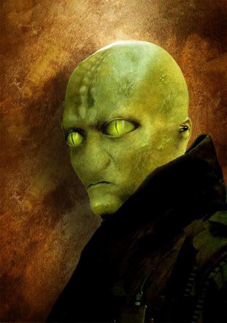 """Los """"Chitauri"""" reptilianos que odian a la raza humana"""