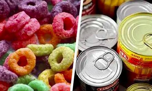 Los 12 aditivos más tóxicos de los alimentos que consumes a diario