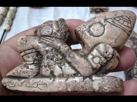 Los Aztecas y su avanzada tecnología ancestral.