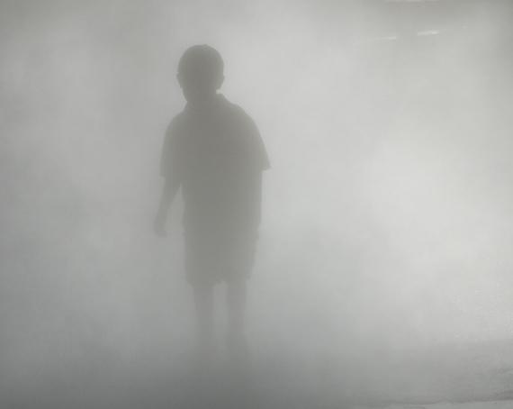 Los fantasmas radiantes