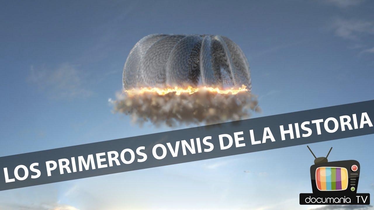 Los primeros OVNIS de la historia. Documental en Español Canal Historia HD