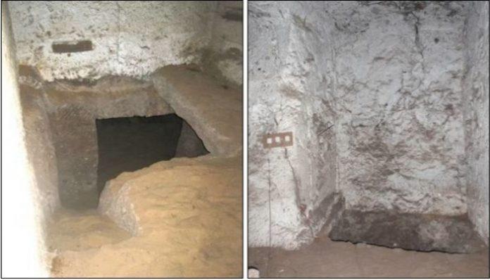 Por qué se oculta los túneles del interior de la Gran esfinge de guiza?