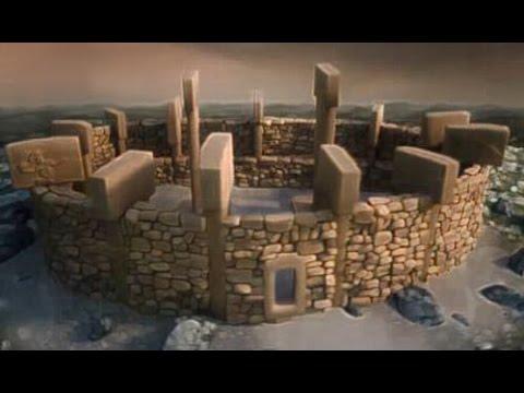 Templo de los dioses Gobekli Tepe