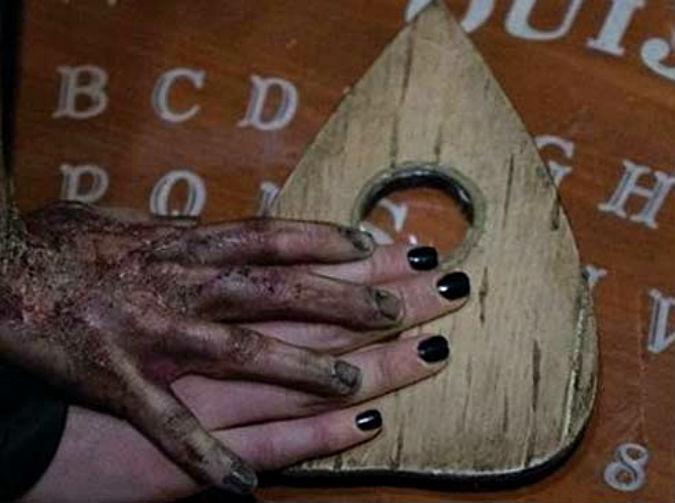 TERMINAR correctamente una CONEXIÓN con un tablero Ouija