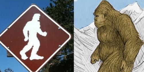 Una mujer de Michigan afirma que su familia vivió en armonía con un Bigfoot de patas grandes