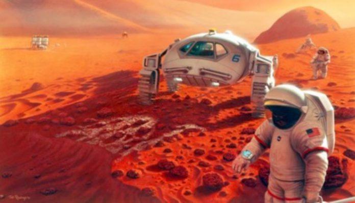 señalan que existió vida alienígena en Marte ¿quizás también ahora?