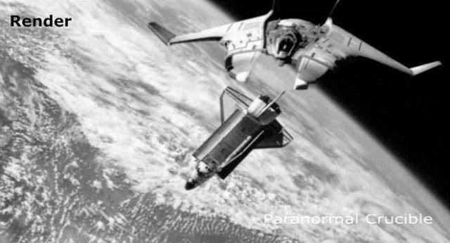 """VI A UN EXTRANJERO HABLAR CON DOS ASTRONAUTAS,"""" DECLARACIONES DE UN EX EMPLEADO DE LA NASA"""""""