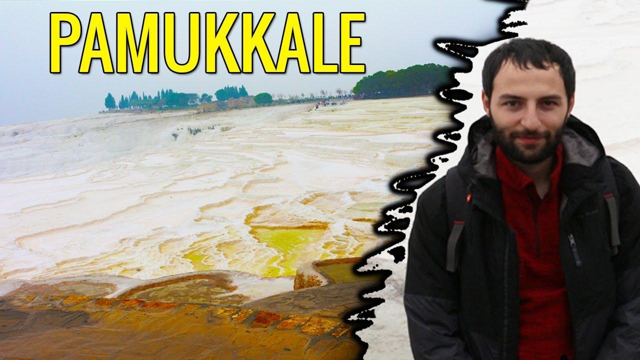 Visitamos el Yellowstone de Turquía – Pamukkale y la Hierapolis de Frigia