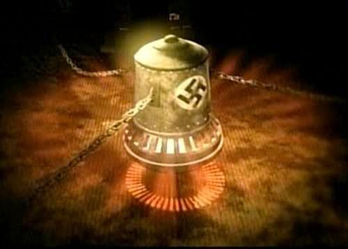 "¿ Estan apareciendo en pleno siglo XXI OVNIs en forma de campana, tipo la Die Glocke"" o La campana nazi ?"