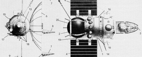 Una sonda espacial fallida para Venus podría pronto caer a la Tierra