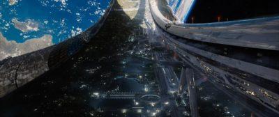 Ya sabemos de qué tamaño tiene que ser la nave espacial si queremos viajar al sistema solar más cercano