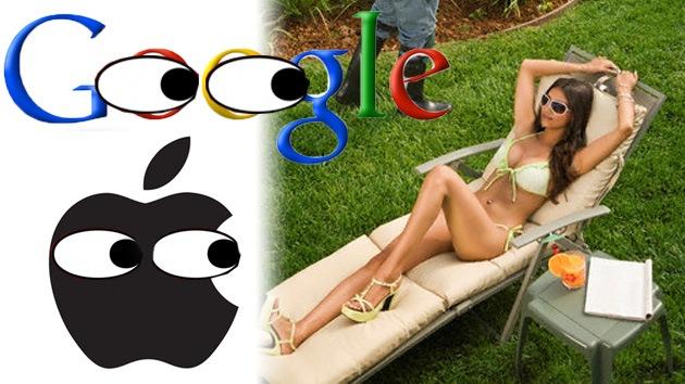 Alerta aérea: Google y Apple se convierten en el 'GranHermano'