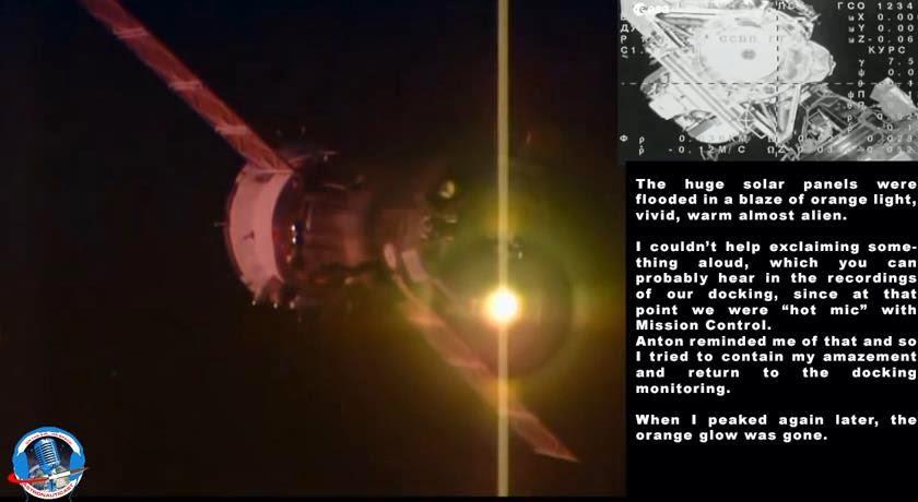 Astronauta de ESA alcanza a ver un OVNI de Cerca – Declaraciones desde la ISS