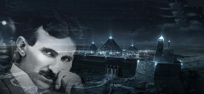 Giza fue la central eléctrica tipo Tesla que abasteció a Egipto en el pasado