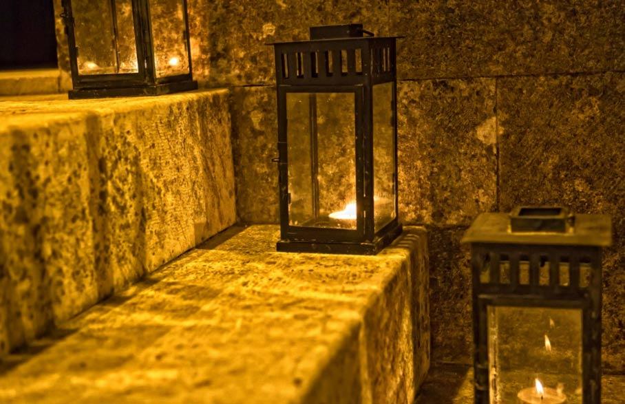 El antiguo misterio de las lámparas siempre ardientes