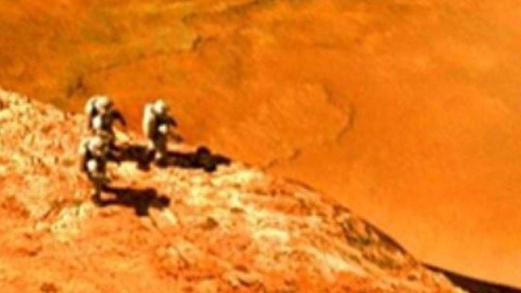 El hacker que hablo sobre una batalla de EEUU contra Extraterrestres en Marte