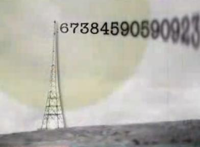 Estaciones de Radio Numéricas, frecuencias de origen desconocido