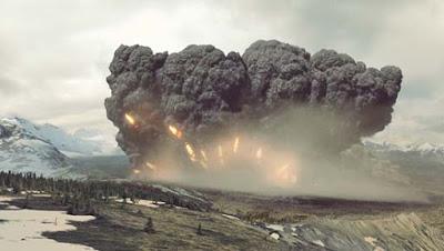 Expertos advierten que el supervolcán de Yellowstone podría entrar en erupción este año